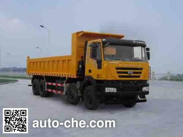 SAIC Hongyan CQ3315HXVG426L dump truck
