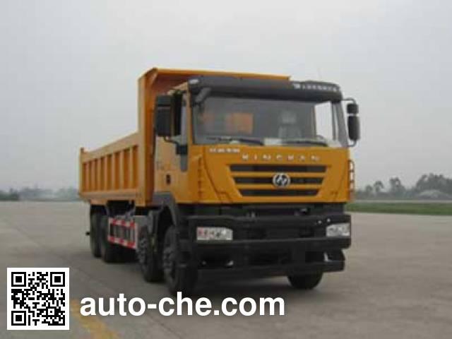 SAIC Hongyan CQ3315HXVG466L dump truck