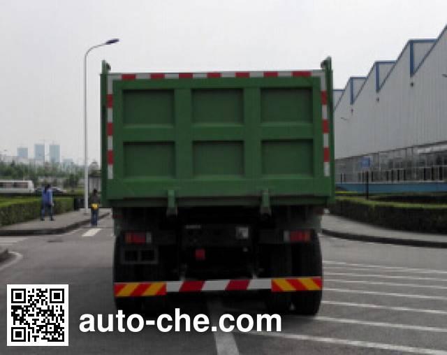 SAIC Hongyan CQ3316HXVG396L dump truck