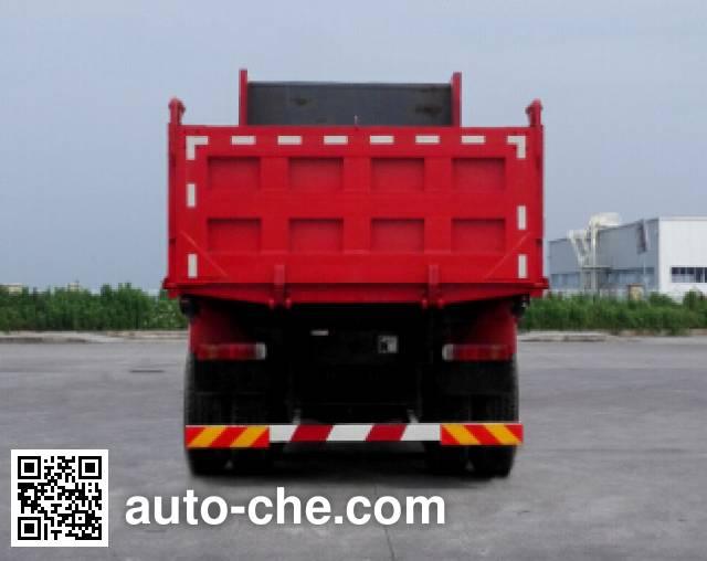 SAIC Hongyan CQ3316HXVG486L dump truck