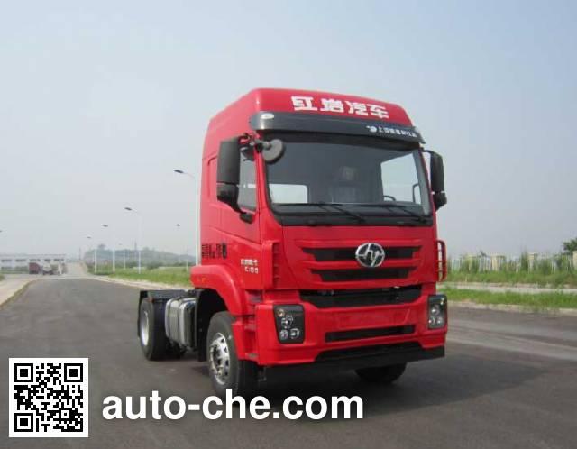 SAIC Hongyan CQ4185ZMVG361 tractor unit