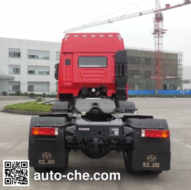 SAIC Hongyan CQ4225HTDG273 tractor unit