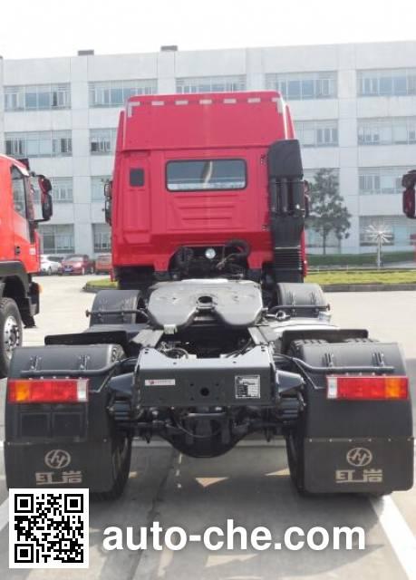 SAIC Hongyan CQ4225HTVG273C container carrier vehicle