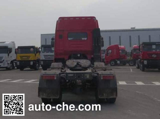 SAIC Hongyan CQ4255HTDG273C container carrier vehicle