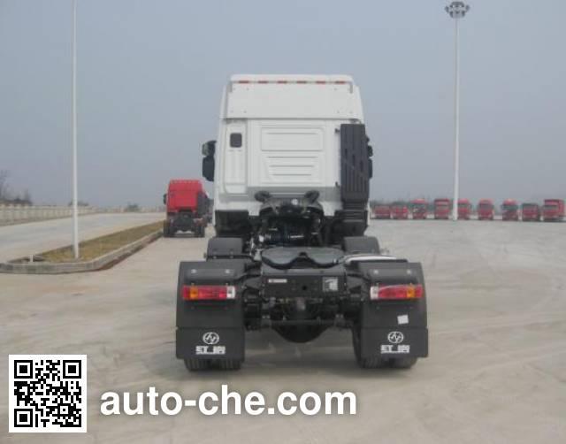 SAIC Hongyan CQ4255HTG273C container carrier vehicle