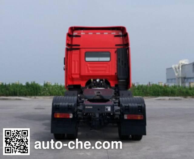 SAIC Hongyan CQ4256HMVG273C container carrier vehicle
