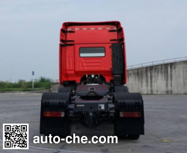 SAIC Hongyan CQ4256HTVG273C container carrier vehicle