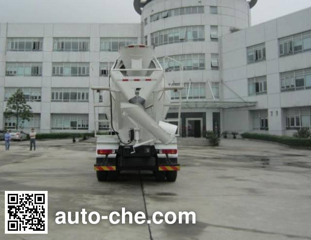 SAIC Hongyan CQ5255GJBHTG334 concrete mixer truck