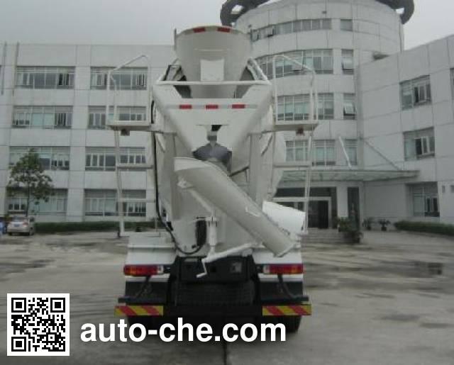 SAIC Hongyan CQ5255GJBHTG384 concrete mixer truck