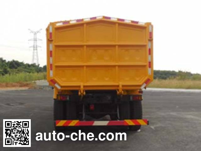 SAIC Hongyan CQ5255ZLJHTVG404S dump garbage truck