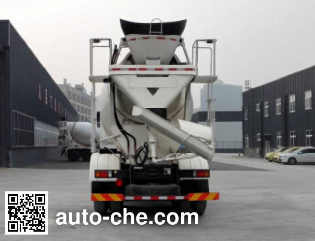 SAIC Hongyan CQ5256GJBHTVG384H concrete mixer truck