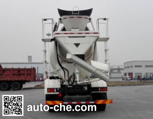 SAIC Hongyan CQ5256GJBHTVG424H concrete mixer truck