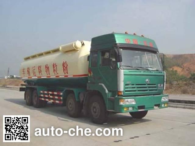 红岩牌CQ5313GFLTMG366粉粒物料运输车