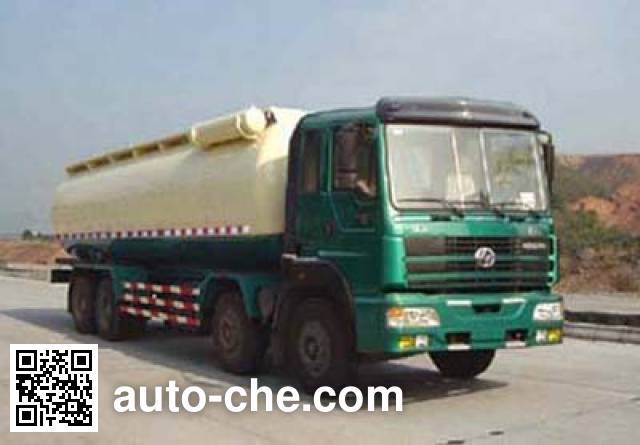SAIC Hongyan CQ5313GSNTMG426 bulk cement truck
