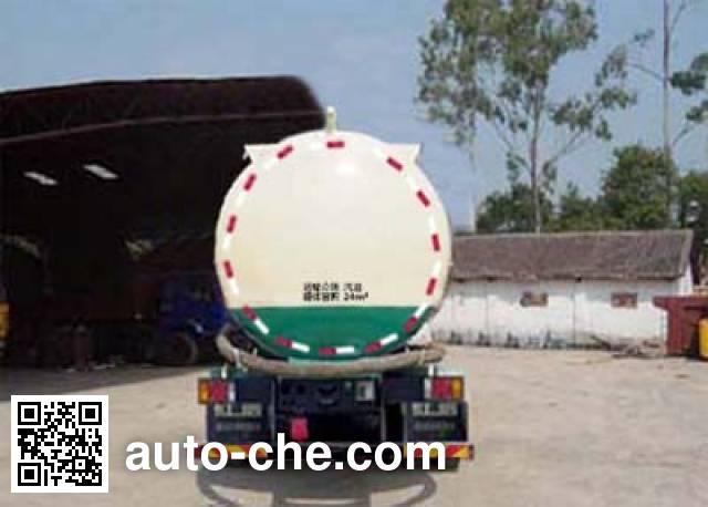 SAIC Hongyan CQ5314GSNTRG466 bulk cement truck