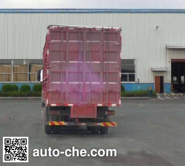 红岩牌CQ5315CCQHTVG466畜禽运输车