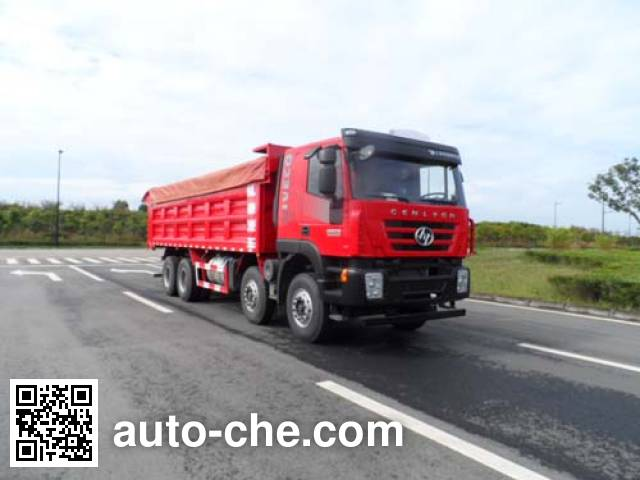 SAIC Hongyan CQ5315ZLJHMVG306S dump garbage truck