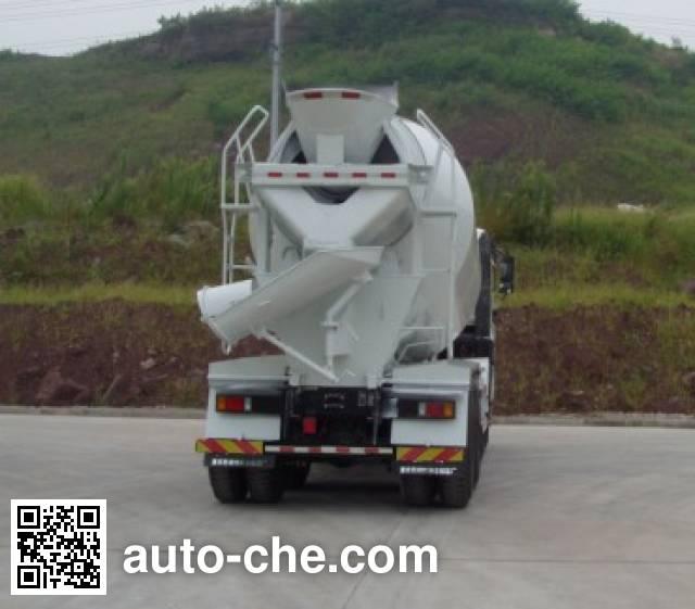 SAIC Hongyan CQ5316GJBHTG366TB concrete mixer truck