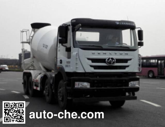 SAIC Hongyan CQ5316GJBHTVG366H concrete mixer truck
