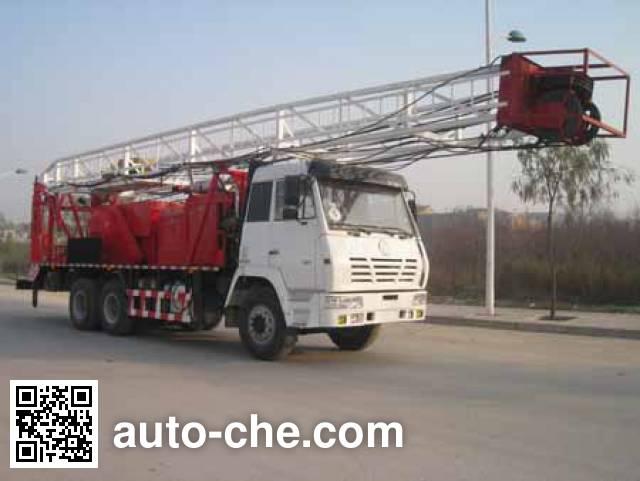 Changqing CQK5240TXJ30 well-workover rig truck