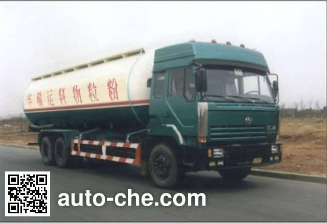 红岩牌CQZ5250GFL粉粒物料运输车