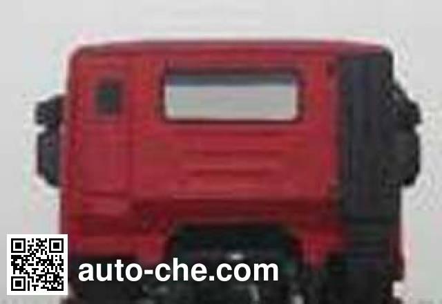 SAIC Hongyan CQZ3255L38CQ dump truck