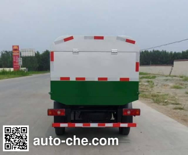 XGMA Chusheng CSC5026ZLJSC garbage truck