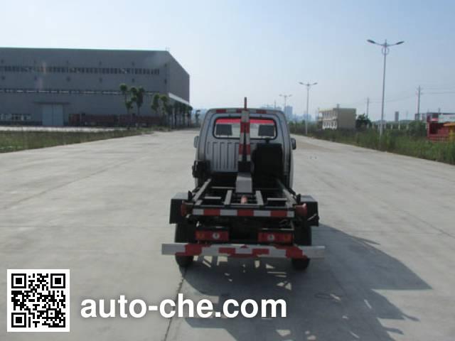 XGMA Chusheng CSC5030ZXXB5 detachable body garbage truck
