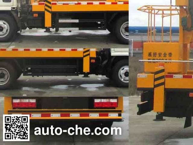 XGMA Chusheng CSC5041JGK12 aerial work platform truck