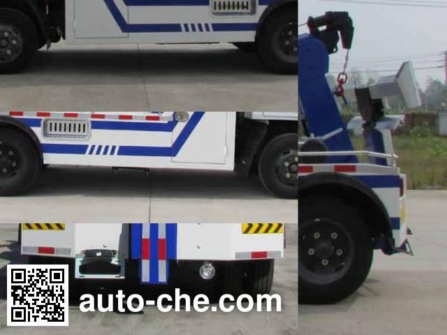 XGMA Chusheng CSC5041TQZJ wrecker