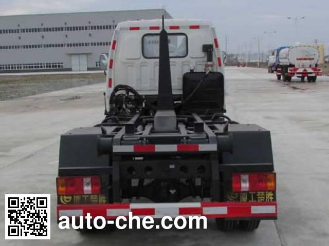 楚胜牌CSC5041ZXXB4车厢可卸式垃圾车