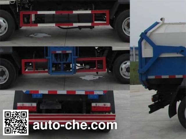 XGMA Chusheng CSC5041ZZZCY4 self-loading garbage truck