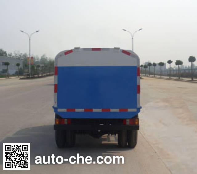 XGMA Chusheng CSC5042ZLJB4 dump garbage truck