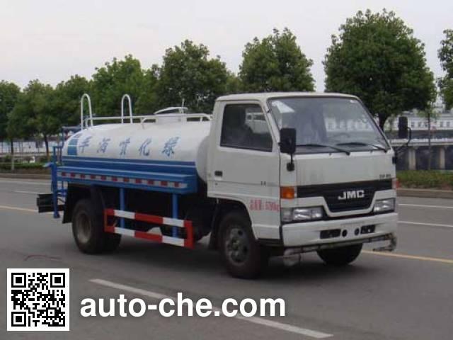 楚胜牌CSC5060GSSJ4洒水车