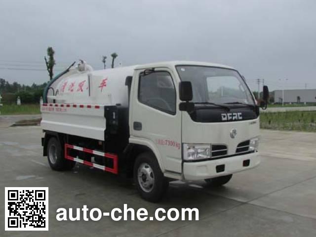 XGMA Chusheng CSC5070GQW4 sewer flusher and suction truck