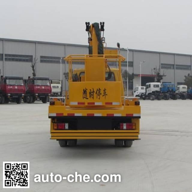 XGMA Chusheng CSC5070JGKW14 aerial work platform truck