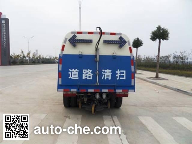 楚胜牌CSC5070TSL4扫路车