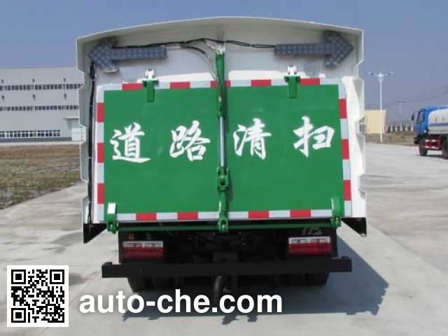 楚胜牌CSC5070TSLF4扫路车