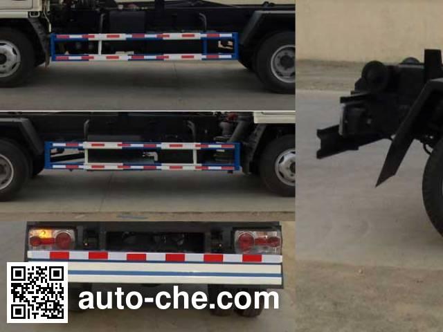 XGMA Chusheng CSC5070ZXX4 detachable body garbage truck