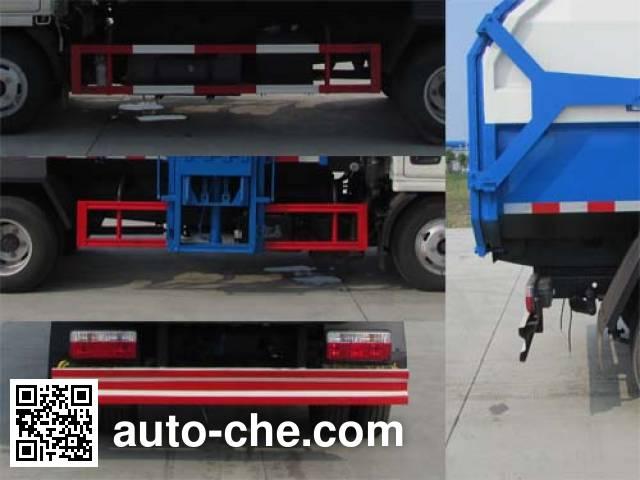 XGMA Chusheng CSC5070ZZZCY5 self-loading garbage truck