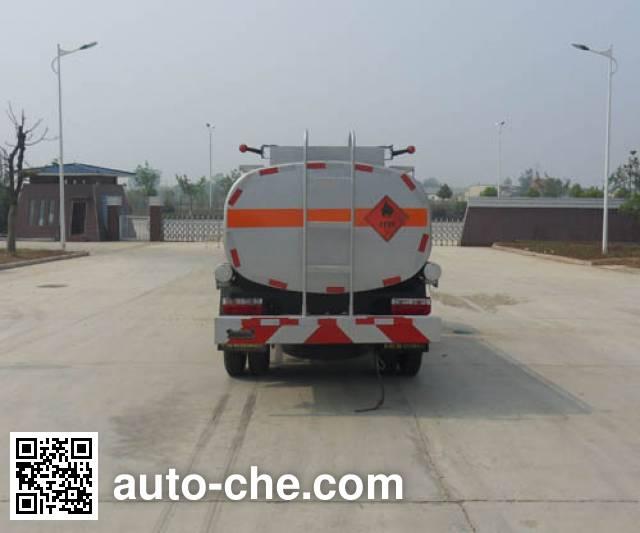 XGMA Chusheng CSC5071GJY4 fuel tank truck