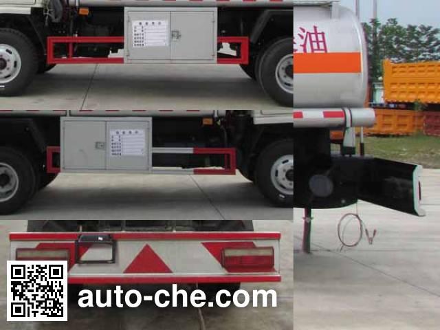 XGMA Chusheng CSC5072GJYE fuel tank truck