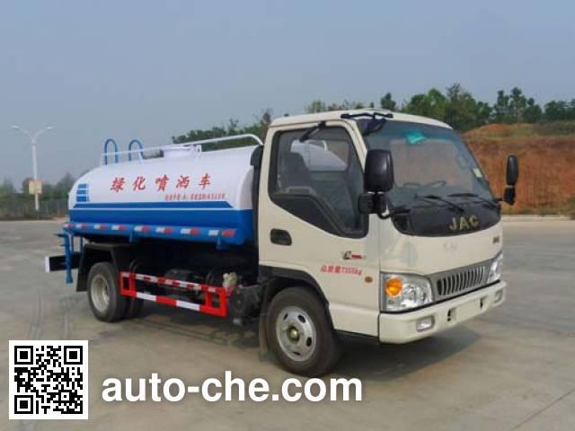 XGMA Chusheng CSC5072GPSJ sprinkler / sprayer truck