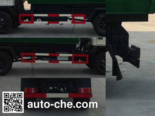 XGMA Chusheng CSC5073ZLJB4 dump garbage truck