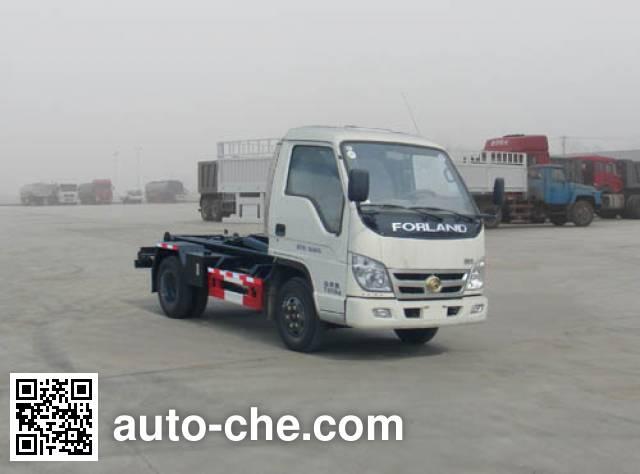 XGMA Chusheng CSC5073ZXXB4 detachable body garbage truck