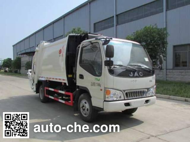 XGMA Chusheng CSC5078ZYSJH garbage compactor truck