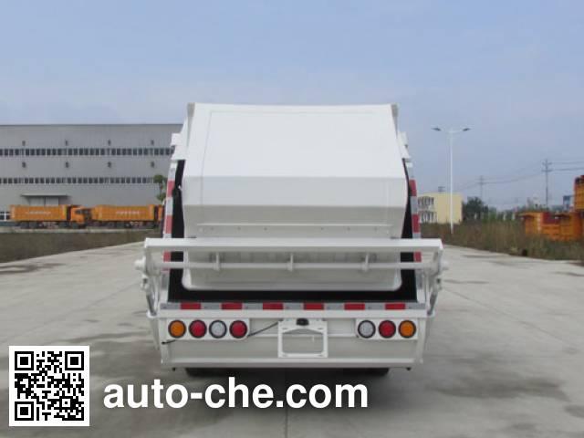 XGMA Chusheng CSC5081ZYSJH5 garbage compactor truck