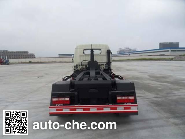 XGMA Chusheng CSC5082ZXX5 detachable body garbage truck