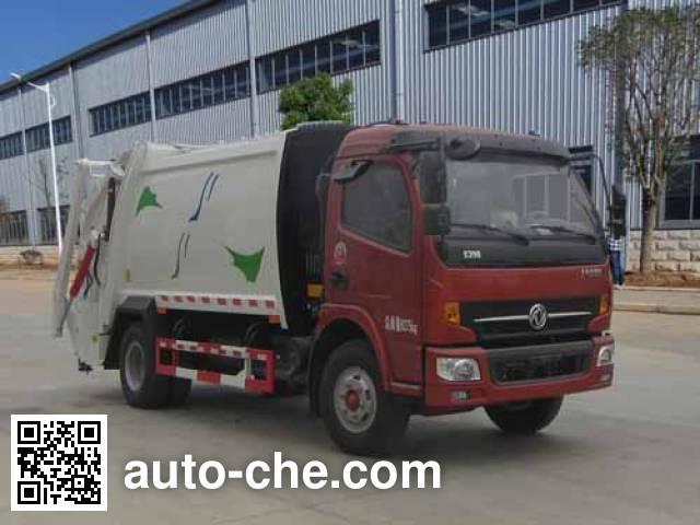 XGMA Chusheng CSC5082ZYS4 garbage compactor truck