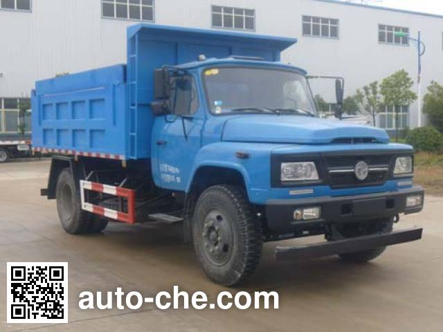 XGMA Chusheng CSC5101ZLJ dump garbage truck